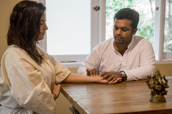 Ayurveda doctor diagnosis