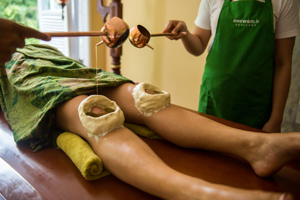 Genuine Ayurveda treatment in Bali