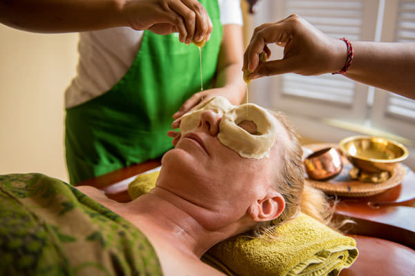 Authentic Ayurvedic treatment in Bali