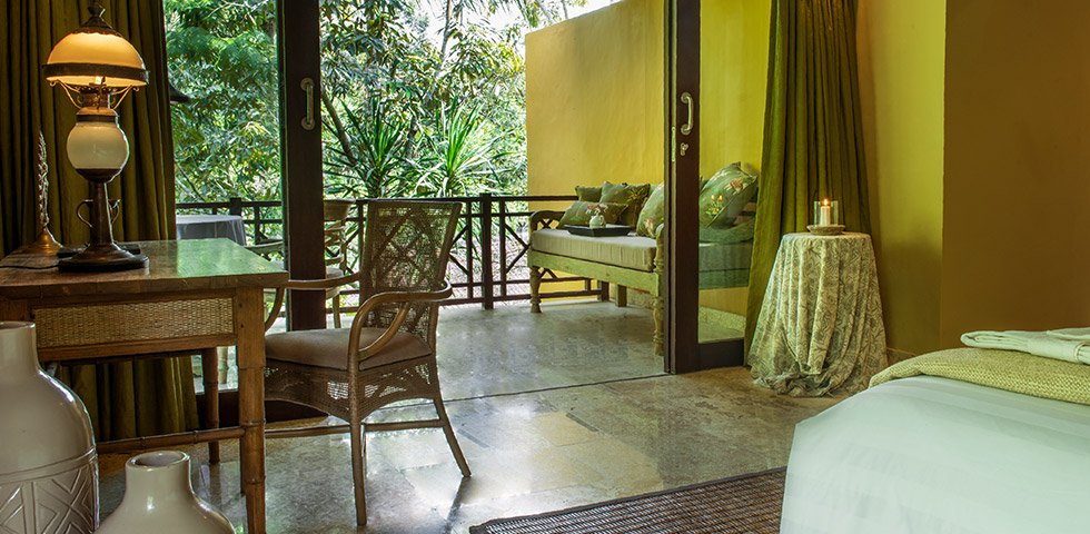 Ayurveda Panchakarma resort in Bali