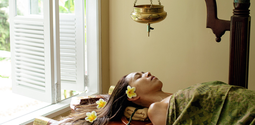 Ayurveda treatment in Ubud, Bali